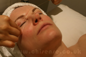 threading eyebrows upper lip facial threading hair removal